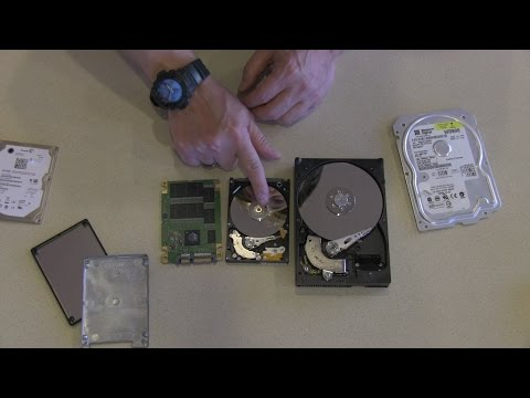 HDD vs SSD - What is the difference?