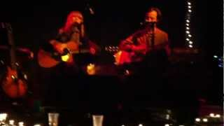 Red Face - Lucy Rose and Jack Steadman Public Assembly Bar Bedford