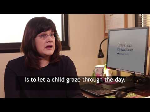 Children and Nutrition Dr Lori Smith CHPG Pediatrics