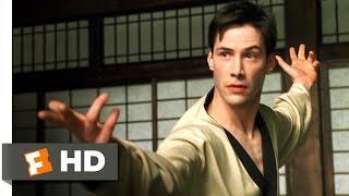 Virtual Combat - The Matrix (4/9) Movie CLIP (1999) HD