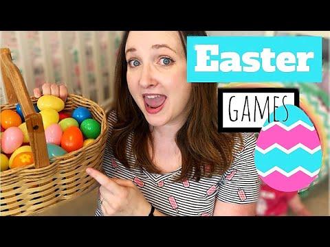 10 Easy Easter Egg Game Ideas for Kids