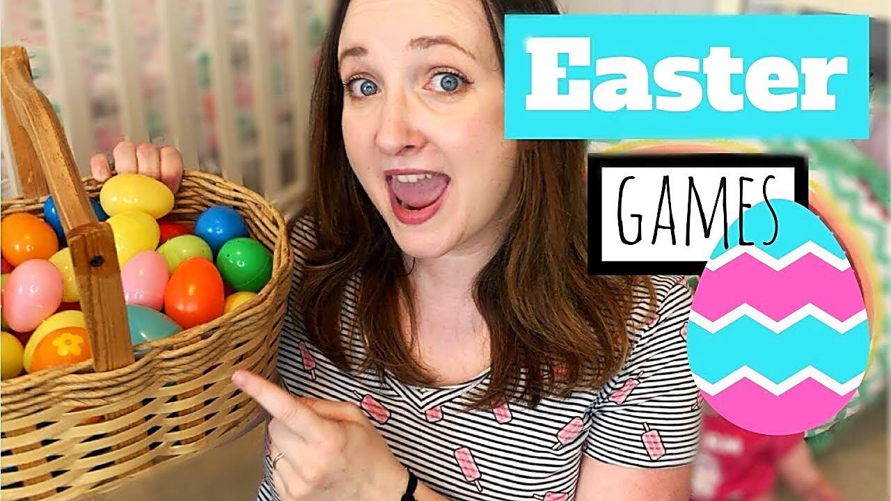 10 easy easter egg game ideas for kids youtube