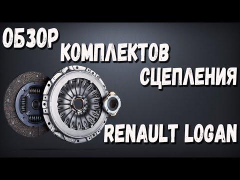 Комплект сцепления Рено Логан | Обзор комплектов сцепления Renault Logan