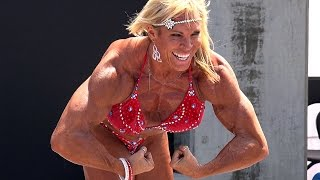Repeat youtube video Lauren Powers - The Incredible Super Heavyweight Bodybuilder