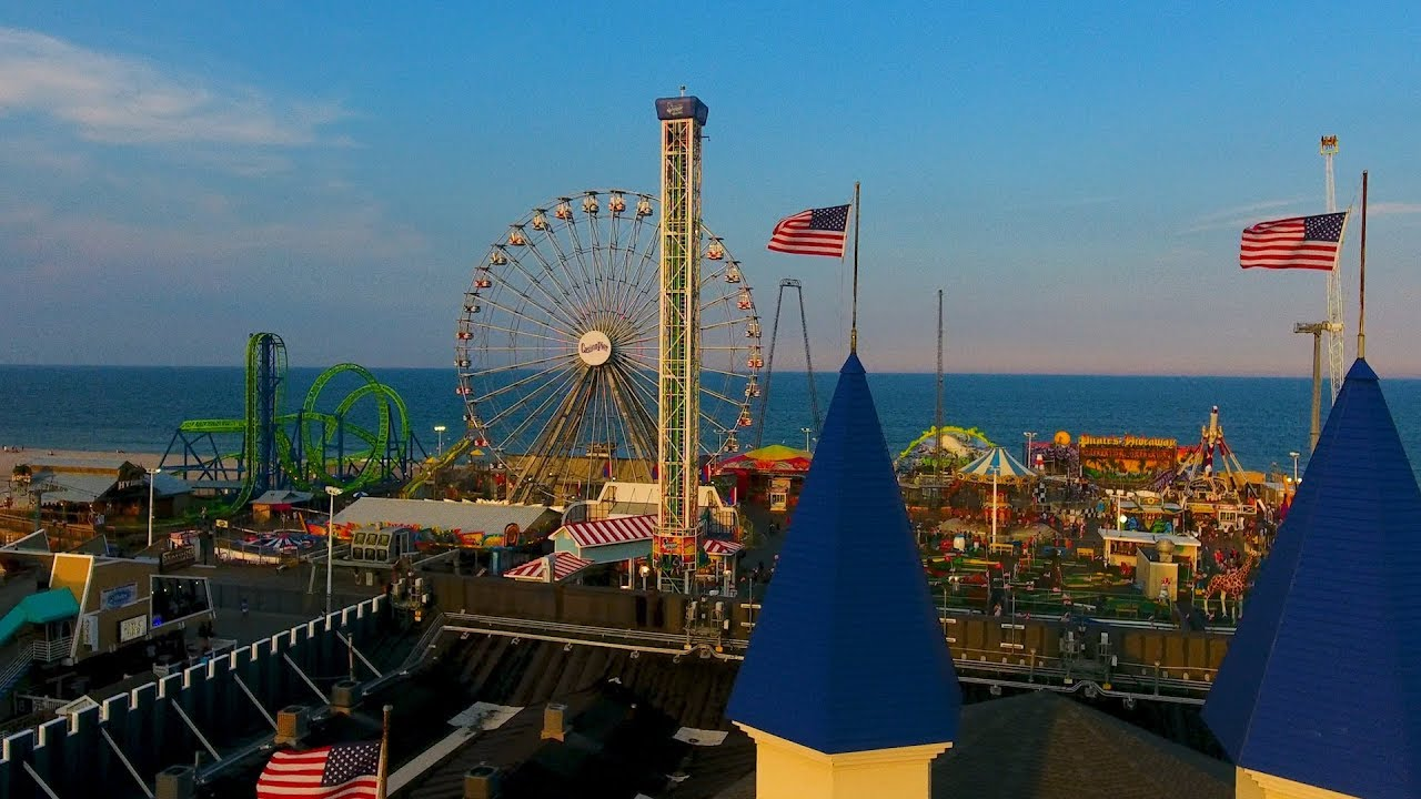 Seaside Heights You Ve Never Seen New