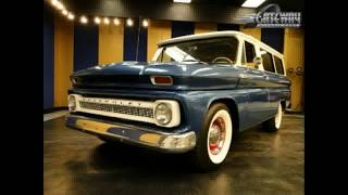 1965 Chevy Suburban for sale at Gateway Classic Cars in our St. Louis showroom