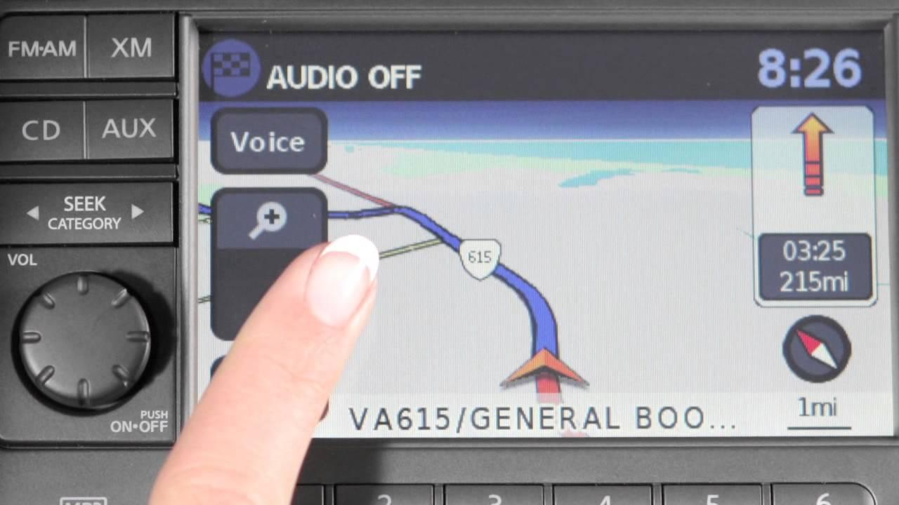 nissan juke navigation update download