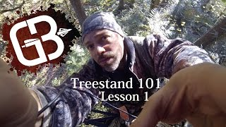 Treestand 101   Lesson 1