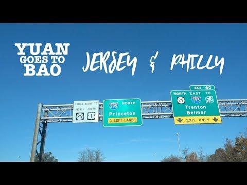 Lazy Week End VLOG | New Jersey & Philadelphia | 元寶週末出遊啦