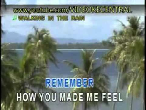 A1 - Walking In The Rain - VIDEOKE in high quality