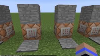 Командные блоки [Minecraft]№3 - Эффекты
