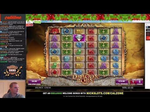 Casino Slots Live - 12/12/17 *Bonus Hunt*