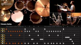When I Come Around - Green Day (aula de bateria)