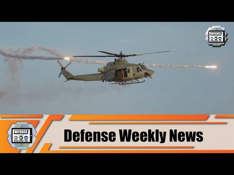 Defense Security News TV Weekly Navy Army Air Forces Industry Military Equipment March 2020 V1