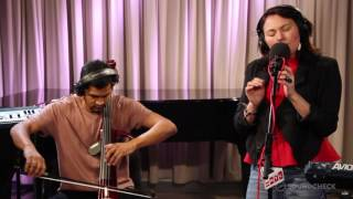 Tanya Tagaq & Jeffrey Zeigler — Vocal & Cello Improvisation, Live on Soundcheck