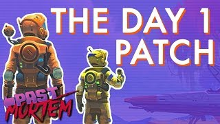 The Day One Patch and No Man