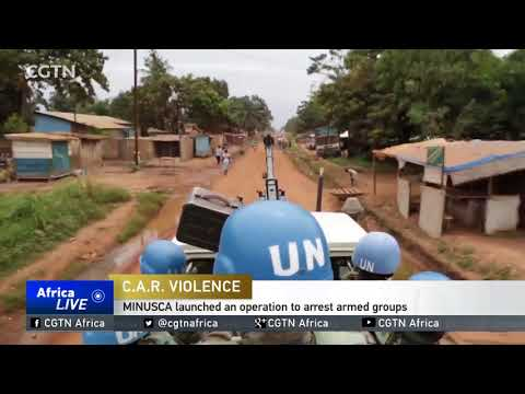 UN peacekeeping chief visits Central African Republic