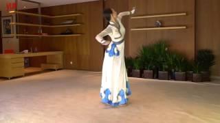 蒙古族舞蹈《鸿雁 》
