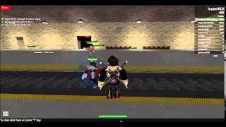 playng roblox train crash