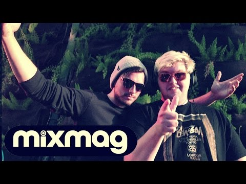 FLUX PAVILION b2b ADVENTURE CLUB in The Lab LA