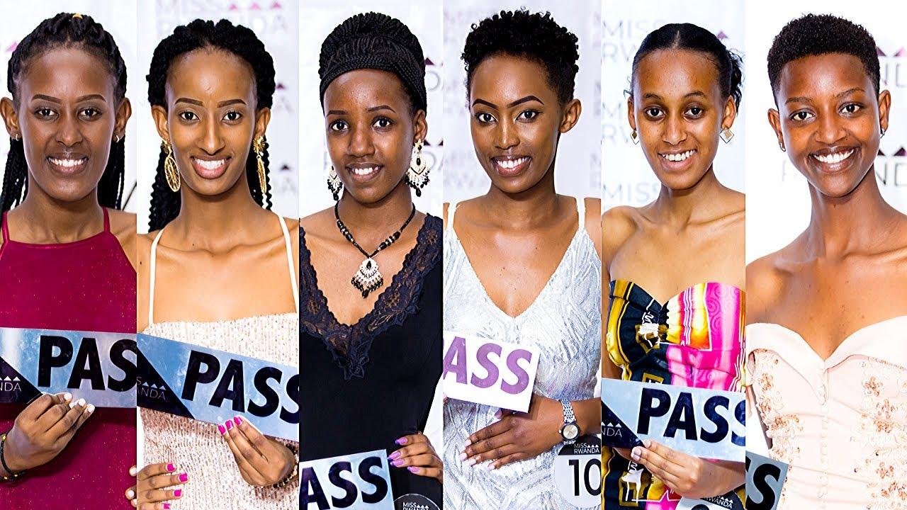 Miss rwanda 2020