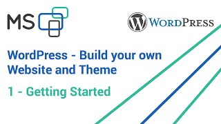 WordPress Basics - Create Your Own Theme