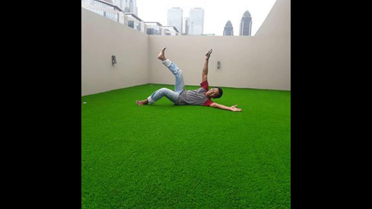 Rumput Sintetis Taman Untuk Dekorasi Halaman Rumah