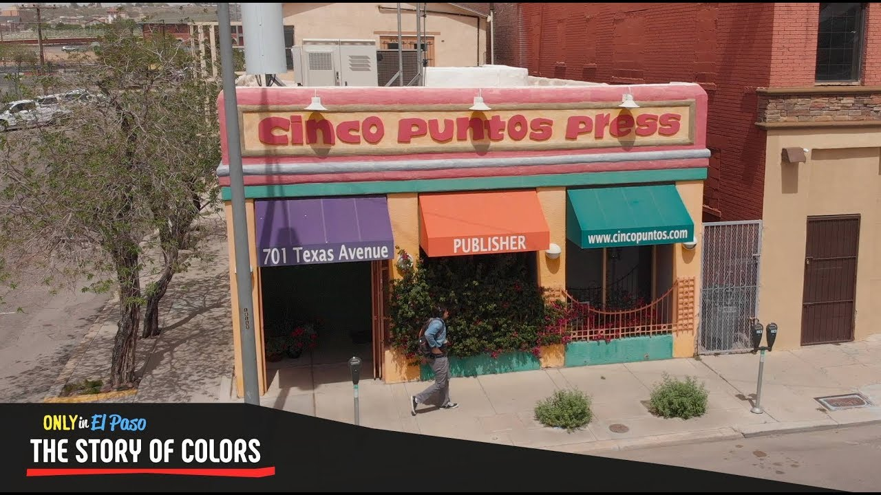 Cinco Puntos Press | Cinco Puntos Press | Independent Book Publisher