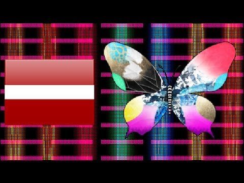 "LATVIA 2013 | Karaoke version | PeR - ""Here We Go"""