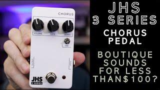 EP 6 - JHS 3 Series Chorus Pedal Review
