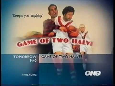 GAME OF TWO HALVES 2004 TV