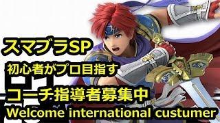 【スマブラSP】世界戦闘力200万行くまで終われない【Super Smash Bros】