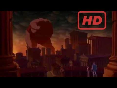 Hercules vs Cyclops HD | Homer - YouTube
