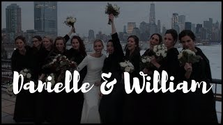 Danielle & William | The Liberty House | Abella Studios