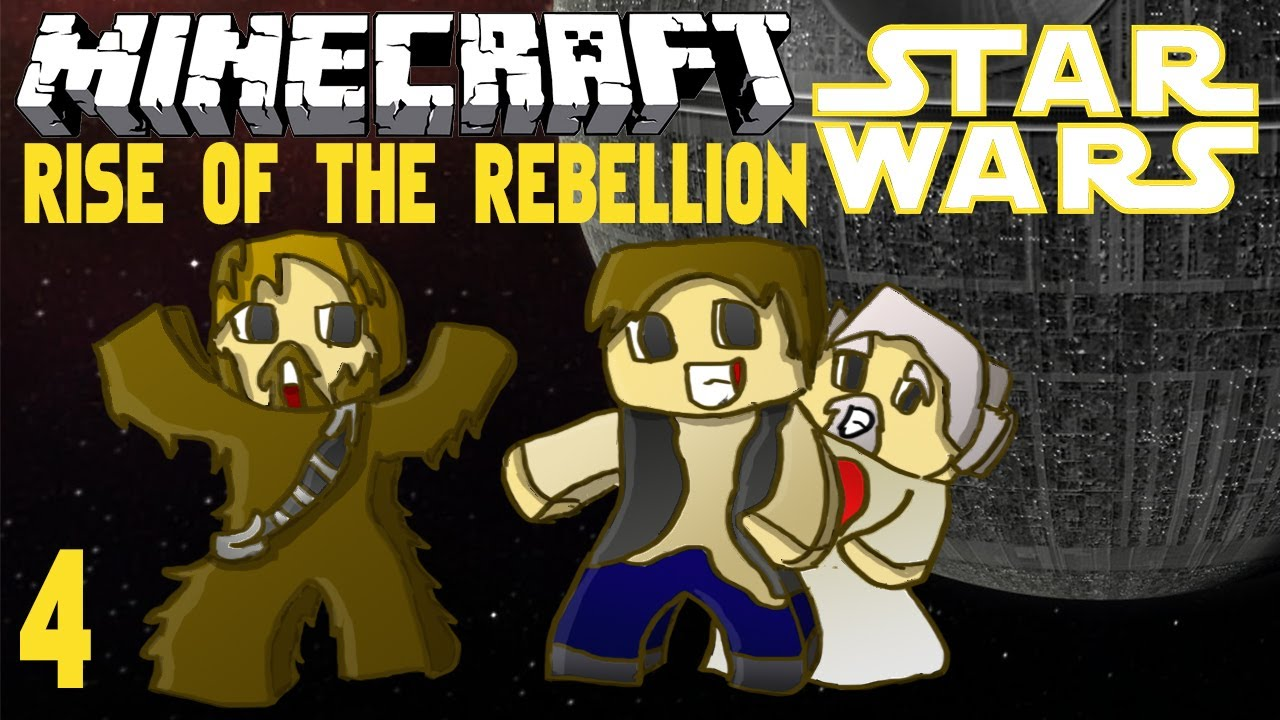 Rise of the rebellion a star wars fan inspired adventure map for.