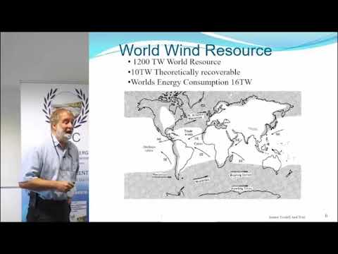 Global Wind Resource: how much power is there in wind?