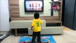Baby Dancing Sugar Free Waveya Version