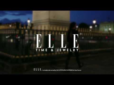 ELLE Time & Jewelry, featuring ELLE Timepieces