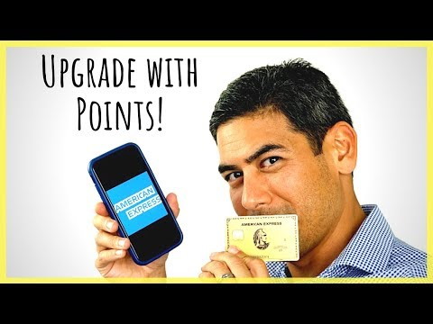 Is American Express' Upgrade With Points Feature Worth It? | How It Works & Whether It's A Good Deal