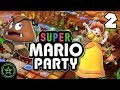 Gold Rush Mine - Super Mario Party (PART 2) | Let