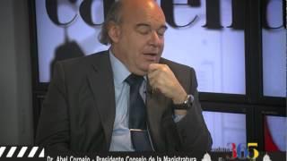 """Video: Entrevista en Cadena353 anticipando la presentación del libro """"La mirada de Güemes. Una historia política"""""""