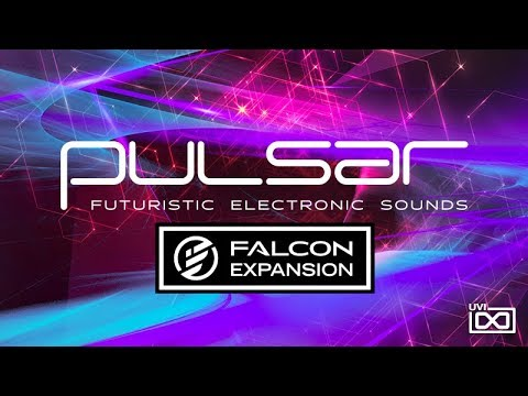 UVI Releases Pulsar Expansion For Falcon, With 143 Patches