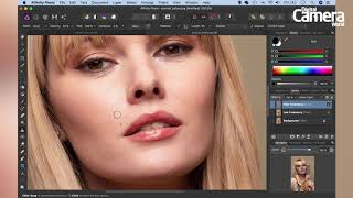 Use Frequency Separation to smooth skin in Affinity Photo screenshot 5