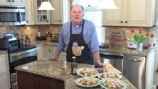 Warm Shrimp Salad