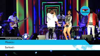 Sarkodie performs 'Rich Nigga Shit' (RNS) at Wave Concert