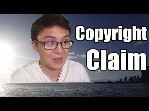 I Freak Out Over a Copyright Claim