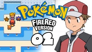 POKEMON FIRE RED COM POKEMON DESPREZADOS - parte 2 ginásio Misty!