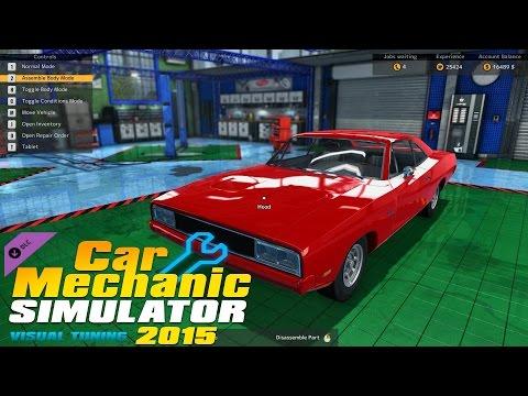 Car Mechanic Simulator 2015 - Visual Tuning | Doovi