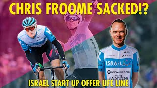 CAN FROOME WIN HIS 5TH TDF AT ISRAEL START UP NATION?