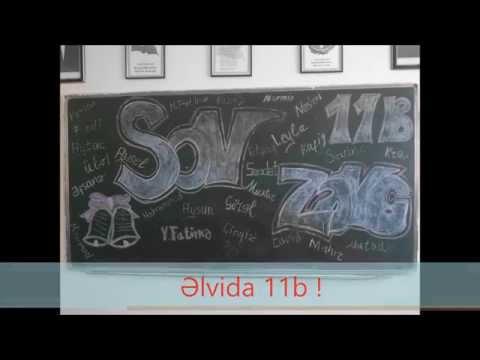 322 №li mekteb 11b - Son Zeng ( 2003 -...